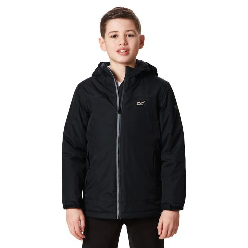 Regatta HURDLE II WATERPROOF INSULATED JACKET - Black